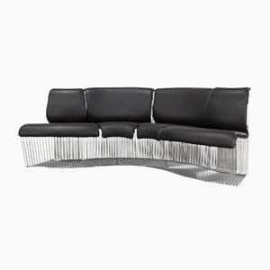 Modular Pantonova Sofa by Verner Panton for Fritz Hansen, 1970s