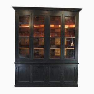 Antique Library Buffet