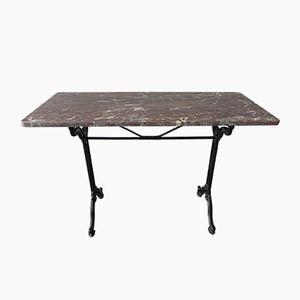 Tavolo da giardino vintage