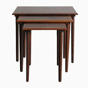 Nesting Tables in Rosewood