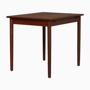 Teak Extending Table from C.J. Rosengaarden, 1960s