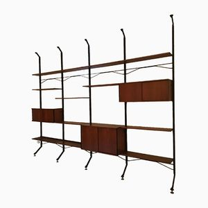 Urio Modular Wall Unit by Ico Parisi for MIM Mobili Italiani Moderni, 1962