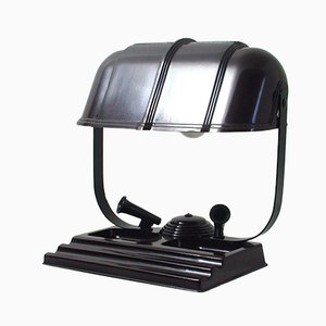 Vintage Bakelite Table Lamp from Atlas, 1930s