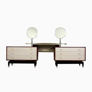 Großer Frisiertisch mit 2 Spiegeln von G-Plan, 1958