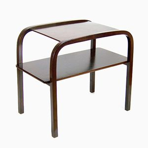 Small Bentwood Table, 1930s