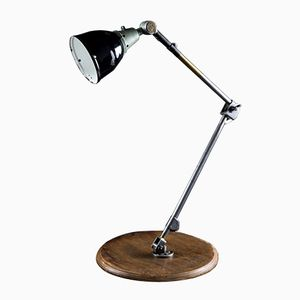 Vintage Wall Lamp by Curt Fischer for Midgard