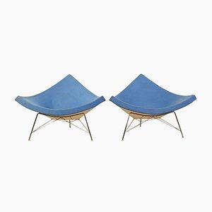 Coconut Chairs von George Nelson für Vitra, 2000er, 2er Set