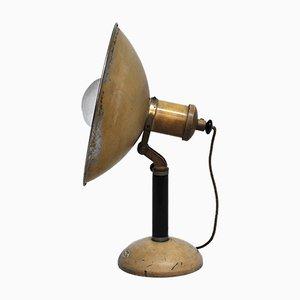 Industrielle Mid-Century Tischlampe von Osram Licht AG, 1950er
