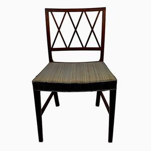 Vintage Dining Chairs by Ole Wanscher for A.J. Iversen, Set of 3