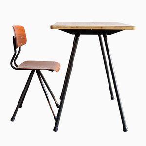 Kinderpult & Stuhl von Marko, 1960er