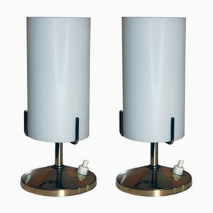 Vintage Table Lamps from Rupert Nikoll, Set of 2