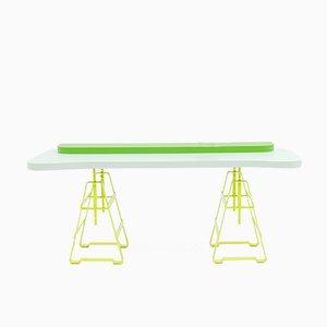 Le Papillon Desk by Zascho Petkow, Wedekind, & Thesenfitz for Atelier Haussmann