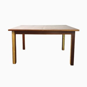 Mid-Century Extendable Dining Table, 1970s