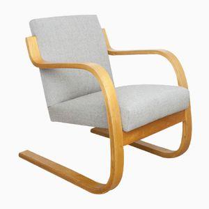 Freischwinger von Alvar Aalto für Artek, 1950er