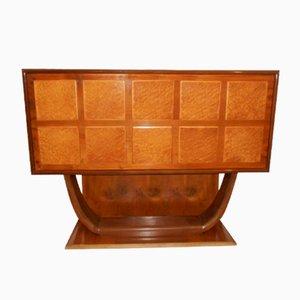 Folding Cabinet by Osvaldo Borsani, 1940s