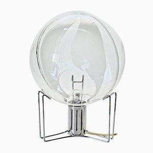 Membrane Tischlampe von Toni Zuccheri für Venini, 1960er