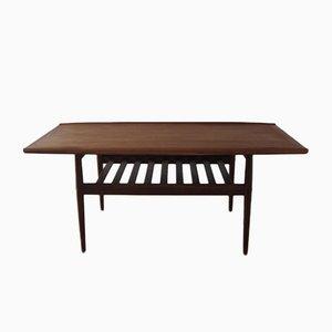 Table Basse par Grete Jalk pour Glostrup Møbelfabrik, 1950s