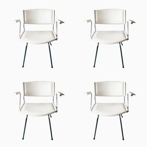 ND 150 Badminton Chairs by Nanna Ditzel, 1960s, Set of 4