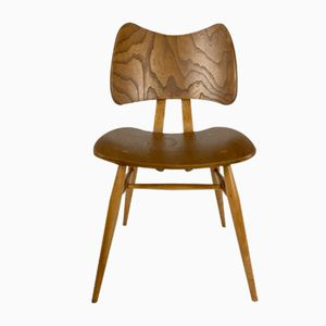 Butterfly Chair in Elm & Beech by Lucian Ercolani for Ercol, 1950s