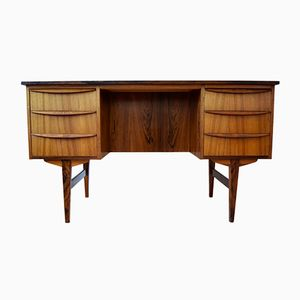 Danish Rosewood Desk. 1960s