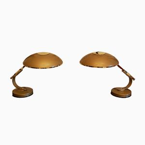 Table Lamps by Ferdinand Solère, 1950s, Set of 2