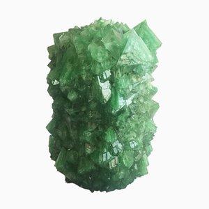 Vaso M040 in cristallo di Isaac Monté
