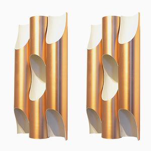 Fuga Sconces from Raak, 1960s, Set of 2