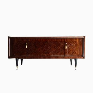 French Large Sideboard, 1940s