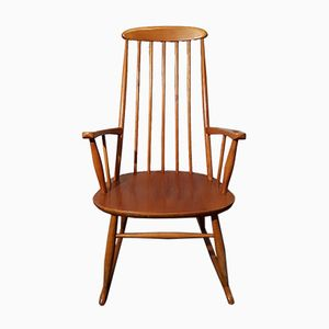 Rocking Chair from Stol Kamnik, 1950s