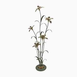 Flower Floor Lamp, 1980s