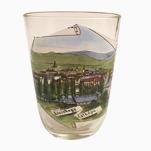 Handbemalte Vintage Vase