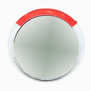 Großer Industrieller Convex Spiegel, 1960er