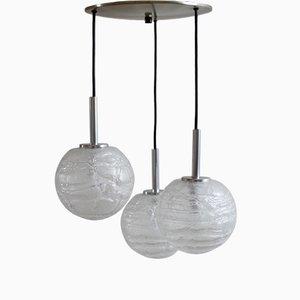 Deckenlampe von Doria Leuchten, 1960er