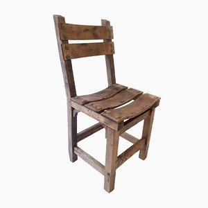 Pine Chair, 1950s