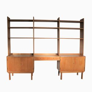 Vintage Polish Bookcase, 1960s