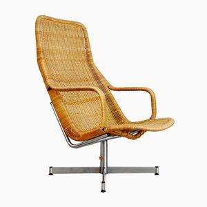 Modell 614C Stuhl von Dirk van Sliedregt für Gebroeders Jonkers, 1960er