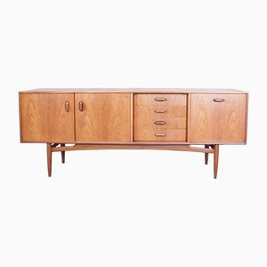 Mid-Century Sideboard in Teak by Victor Wilkins for G-Plan