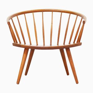 Easy Chair by Yngve Ekström for Arka Stolfabriks, 1950s