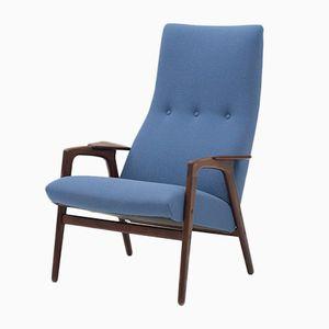 Mid-Century Ruster Series Easy Chair by Yngve Ekström for Pastoe