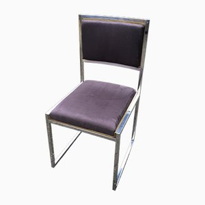 Esszimmerstühle von Willy Rizzo, 1960er, 8er Set