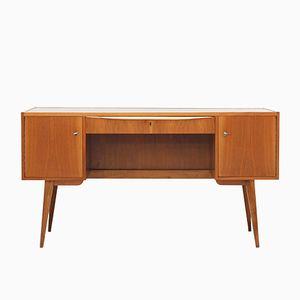 Mid-Century Modern Schreibtisch von Franz Ehrlich, 1950er