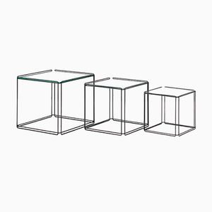 Isocele Nesting Table Set by Max Sauze, 1970s