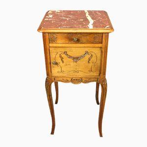 Vintage Walnuss Nachttisch
