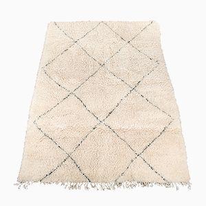 Marokkanischer Vintage Beni Ouarain Teppich