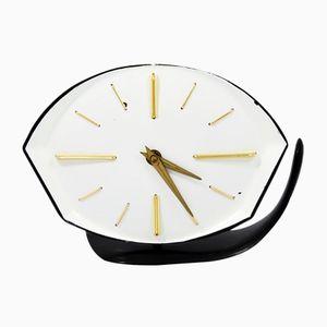 Czech Bakelite Clock, 1950s