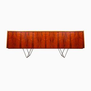 Mid-Century Rosewood Sideboard, 1960s