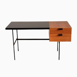 CM 141 Desk by Pierre Paulin for Thonet, 1953