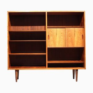 Danish Rosewood Shelving Unit by Poul Hundevad for Hundevad & Co, 1960s