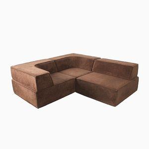 Vintage 3-Piece Modular Sofa from Cor, 1970s