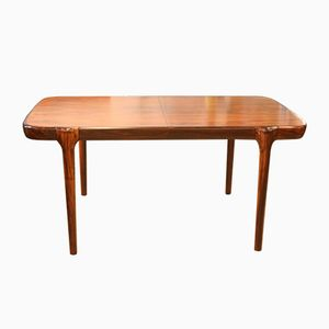 Rosewood Dining Table by Johannes Andersen for Uldum Møbelfabrik, 1960s